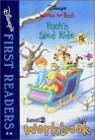 Disney's First Readers Level 2 Workbook : Pooh's Sled Ride - WINNIE THE POOH