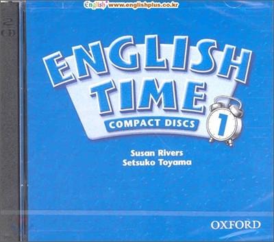 English Time 1 : Audio CD