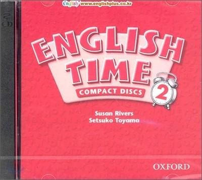 English Time 2 : Audio CD