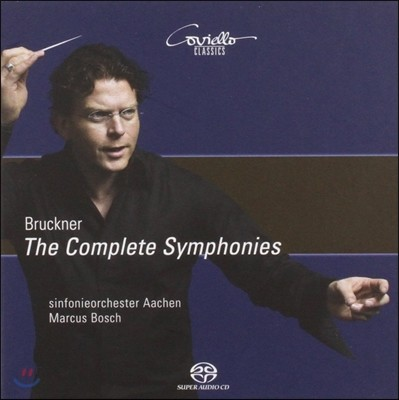 Marcus Bosch 안톤 브루크너: 교향곡 전집 (Anton Bruckner: The Complete Symphonies)