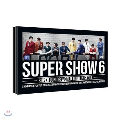 슈퍼 주니어 월드투어 인 서울 : 슈퍼쇼 6