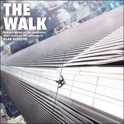 하늘을 걷는 남자 영화음악 (The Walk OST by ALAN SILVESTRI) [블루 컬러 2LP]