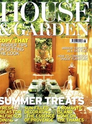 [정기구독] Homes & Gardens UK (월간)