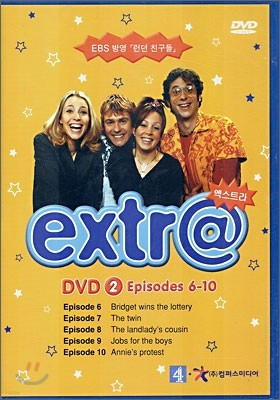 Extra : DVD 2 (Episodes 6-10)