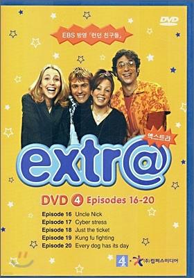 Extra : DVD 4 (Episodes 16-20)