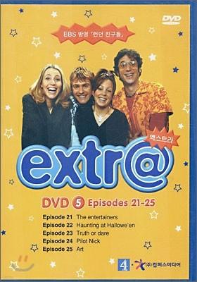 Extra : DVD 5 (Episodes 21-25)
