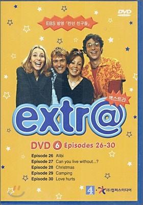 Extra : DVD 6 (Episodes 26-30)