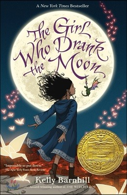 The Girl Who Drank the Moon (미국판)