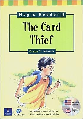 Magic Reader 5 The Card Thief
