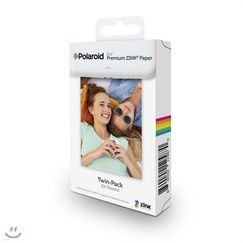 [39%할인] 폴라로이드 Zink 인화지 2X3인치 스티...