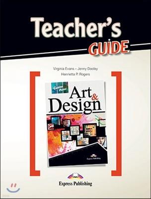 Career Paths: Art & Design Teacher's Guide
