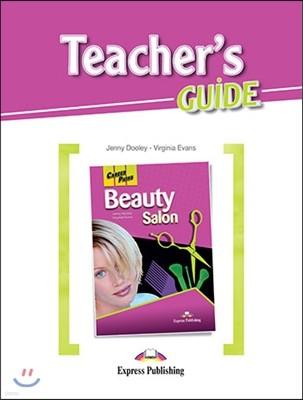 Career Paths: Beauty Salon Teacher's Guide