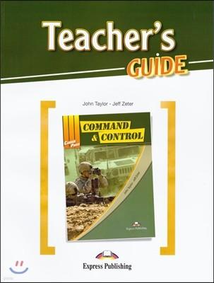 Career Paths: Command & Control Teacher's Guide