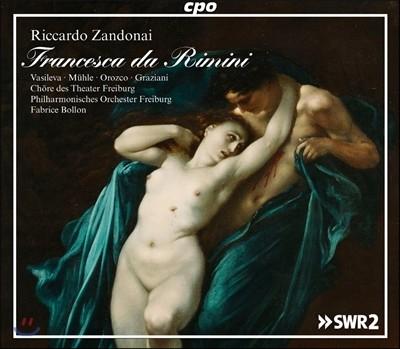 Fabrice Bollon 잔도나이: 프란체스카 다 리미니 (Zandonai: Francesca da Rimini)