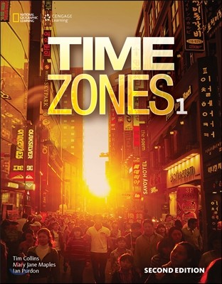 Time Zones 1 : Student Book with Online Workbook