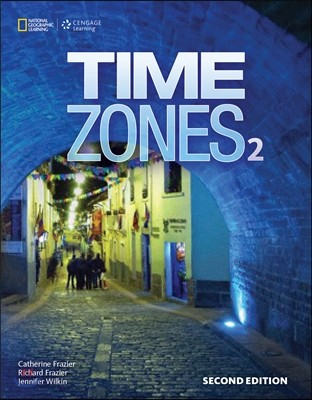 Time Zones 2 : Student Book with Online Workbook