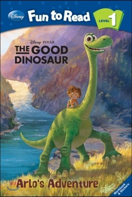 Disney Fun to Read 1-28 : Arlo's Adventure
