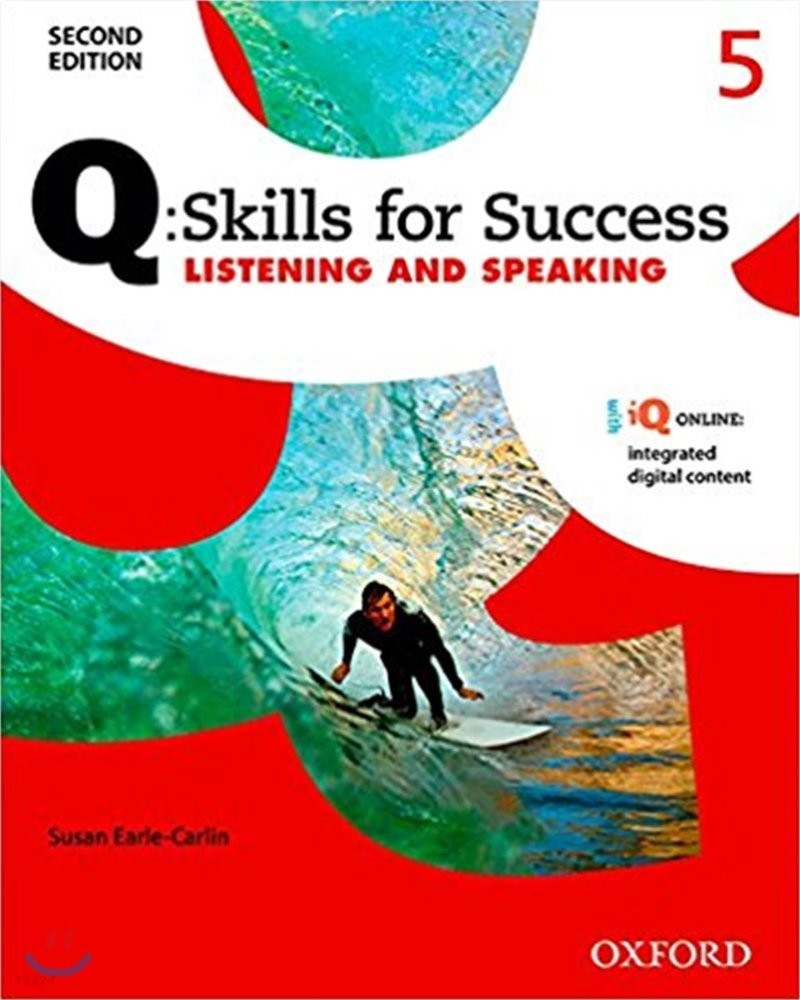 Q Skills for Success Listening and Speaking 5 : Student Book, 2/E