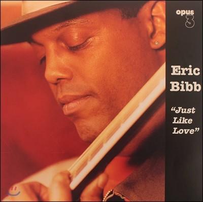 Eric Bibb - Just Like Love 에릭 빕 [LP]