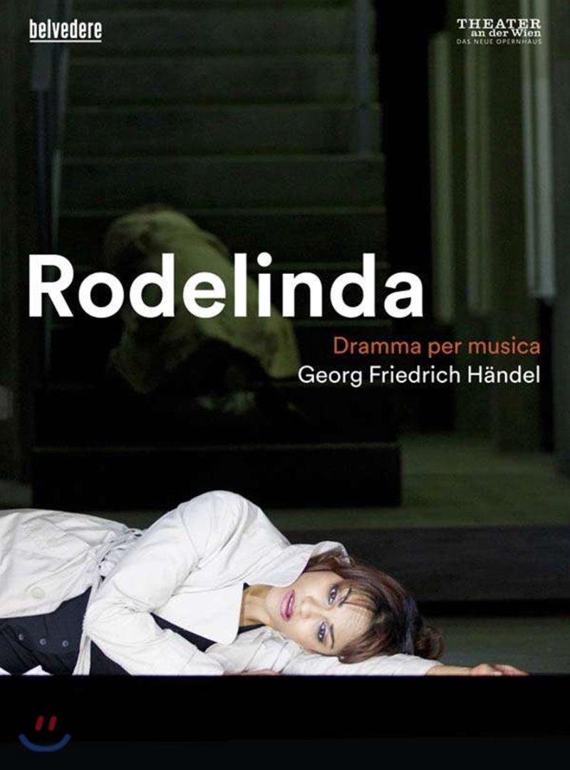 Danielle de Niese / Nikolaus Harnoncourt 헨델: 오페라 '로델린다' (Handel: Rodelinda) [2DVD]