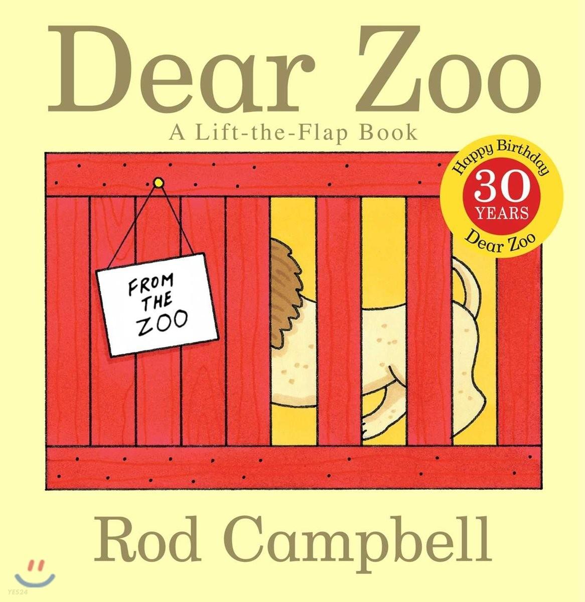 Dear Zoo : A Lift-the-Flap Book