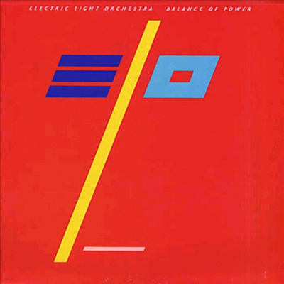 Electric Light Orchestra (E.L.O.) - Balance Of Power (Remastered)(Ltd. Ed)(7 Bonus Tracks)(Carboard Sleeve)(Blu-spec CD2)(일본반)