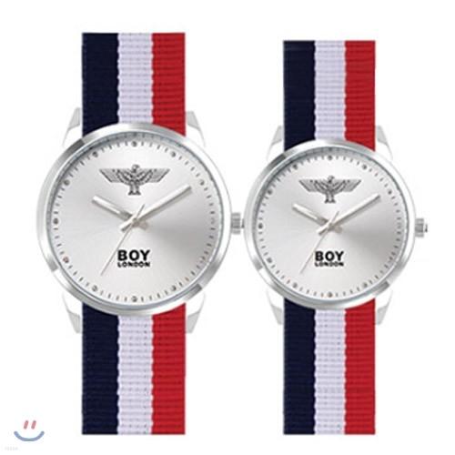 [무료배송] 보이런던 나토밴드 커플손목시계 역대급 할인 YES24 단독특가!!!