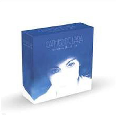 Catherine Lara - Les Annees CBS 72-80 (Remastered)(8CD Boxset)