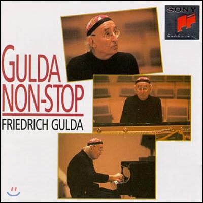 [중고] Friedrich Gulda / Gulda Non-Stop (수입/sk52499)
