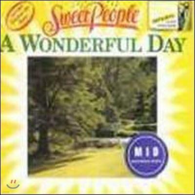 [중고] Sweet People / A Wonderful Day