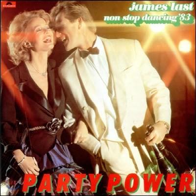 [중고] James Last / Non Stop Dancing '83, Party Power (수입)