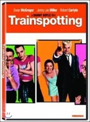 [중고] [DVD] Trainspotting - 트레인스포팅 (수입/한글자막없음/자켓확인)