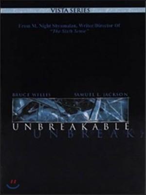 [중고] [DVD] Unbreakable - 언브레이커블 (수입/2DVD/Digipack/한글자막없음)