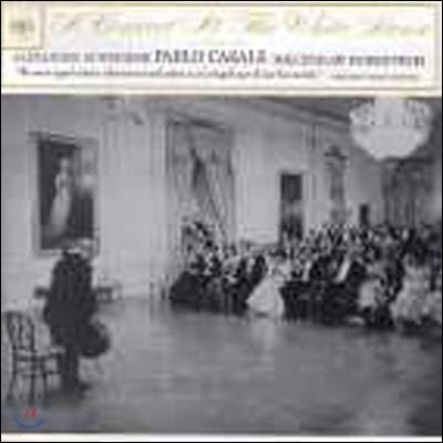 [중고] Pablo Casals / A Concert At The White House (cck7751)