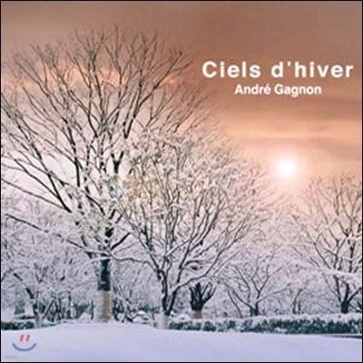 Andre Gagnon / Ciels d'hiver (미개봉)