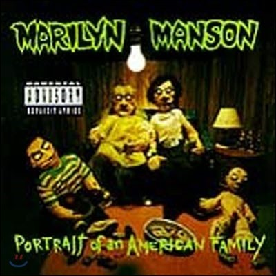 Marilyn Manson / Portrait Of An American Family (수입/미개봉)