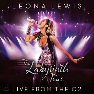 Leona Lewis / Labyrinth Tour : Live From The O2 (+DVD/미개봉)