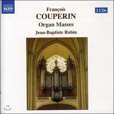 Jean-Baptiste Robin 프랑수아 쿠프랭: 오르간 미사 (Francois Couperin: Organ Masses)