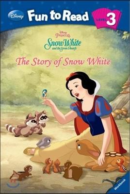 Disney Fun to Read 3-18 : The Story of Snow White