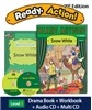 Ready Action Level 3 : Snow White (SB+WB+Audio CD+Multi-CD)