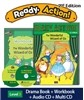Ready Action Level 3 : The Wonderful Wizard of Oz (SB+WB+Audio CD+Multi-CD)