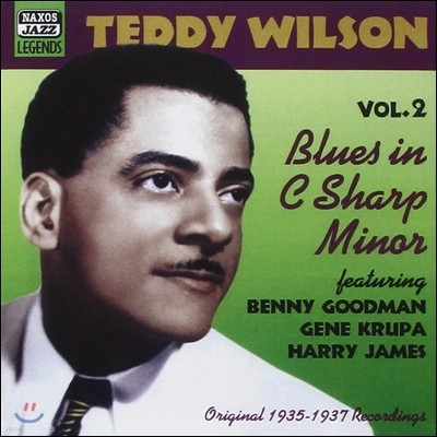 Teddy Wilson Vol.2 - Blues in C Sharp Minor (테디 윌슨 2집)