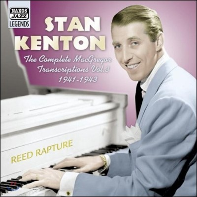 Stan Kenton - The Complete MacGregor Transcriptions Vol.3 1941-1943