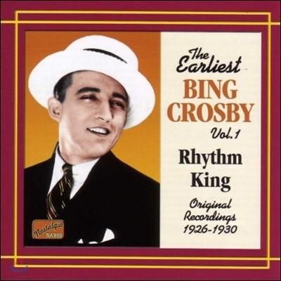 The Earliest Bing Crosby Vol.1 - Rhythm King (빙 크로스비 초기작 1집)