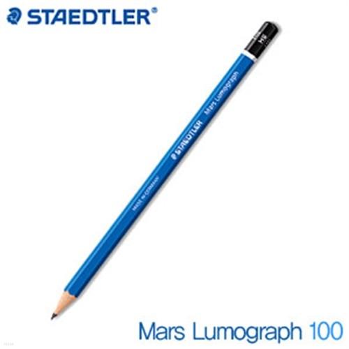 스테들러 MarsLumograph100연필  1타 100최고급연필 문