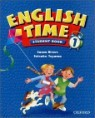 English Time 1 : Student Book