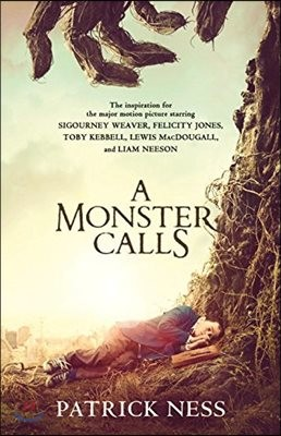A Monster Calls : A Novel (Movie Tie-In) 영화 '몬스터 콜' 원작소설