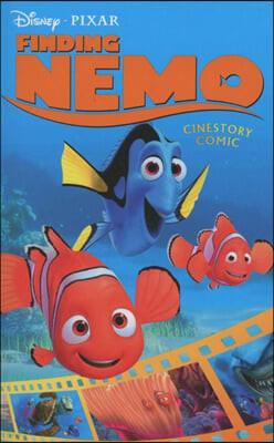디즈니 픽사 시네스토리 코믹 : 니모를 찾아서 : Disney-Pixar Finding Nemo Cinestory Comic