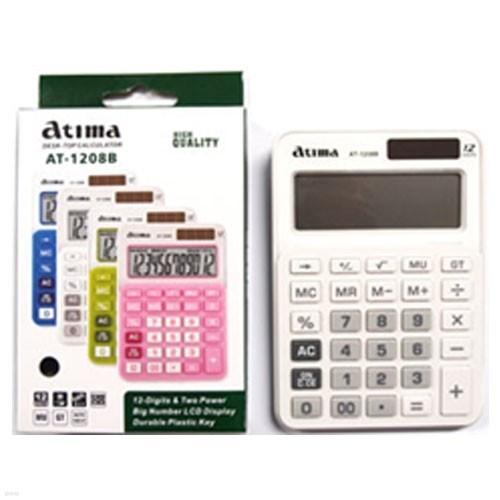 [삼일상사] ATIMA 계산기 AT 1208B