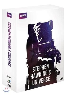스티븐 호킹의 유니버스:BBC 사이언스 스페셜(6disc)